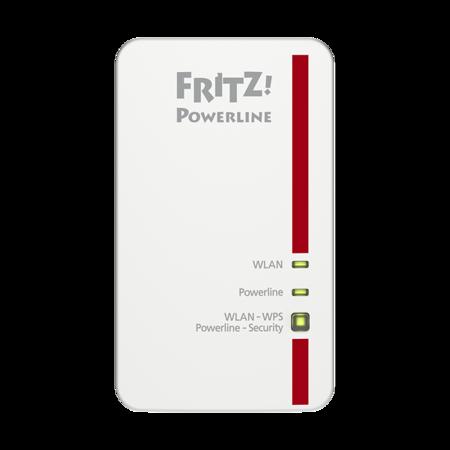 FRITZ!Powerline 1240E WLAN Set