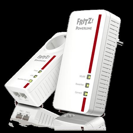 FRITZ!Powerline 1260E WLAN Set